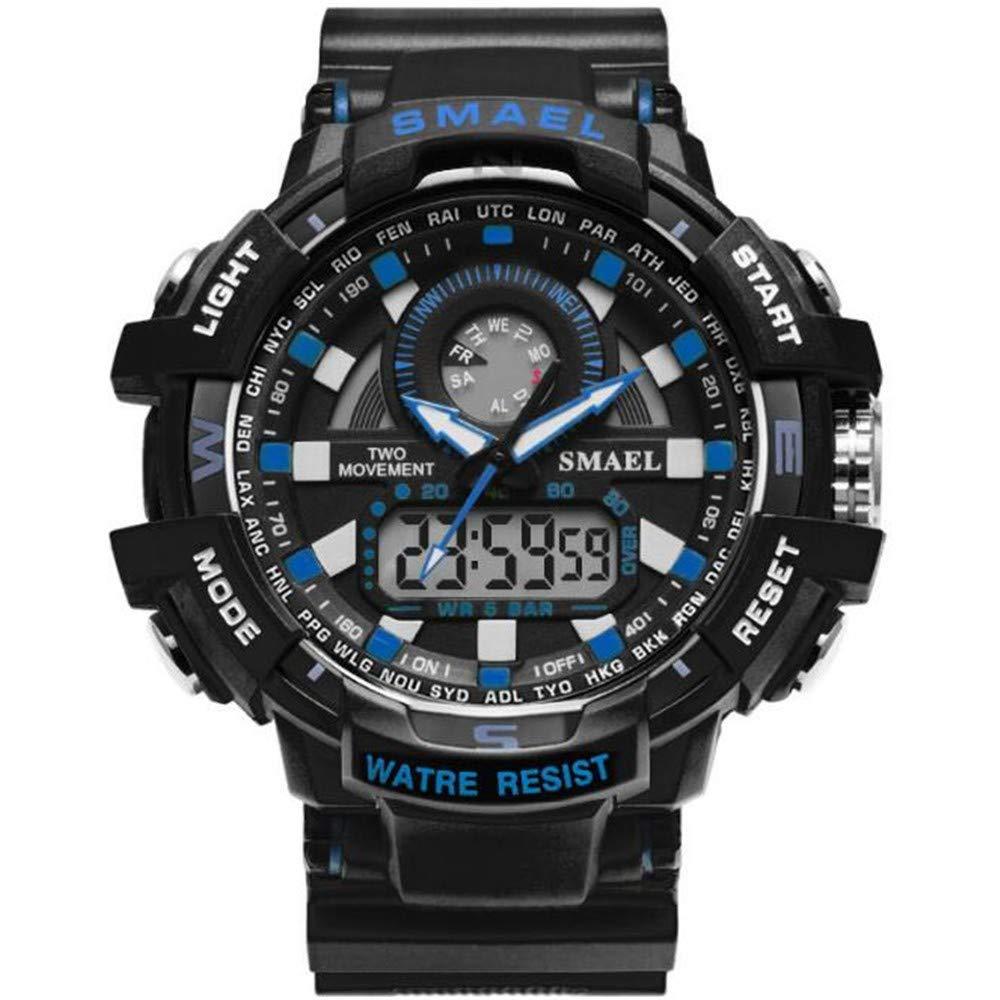 Relojes Moda Deportes Multifuncional Reloj electrónico Par ...