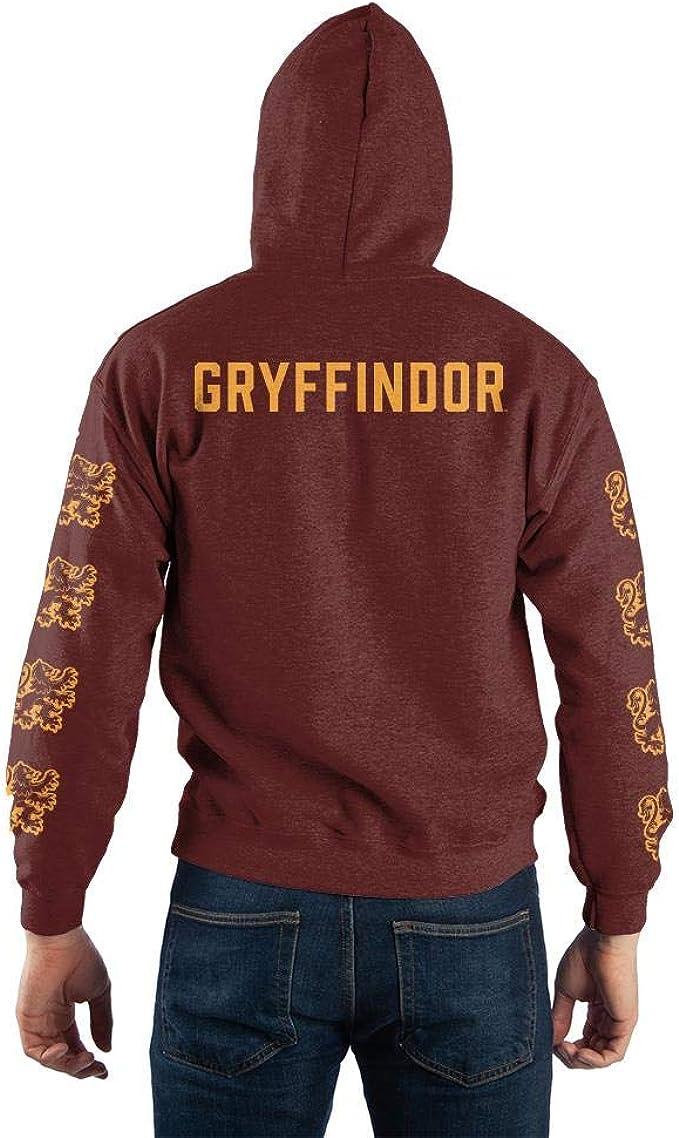 Harry Potter Gryffindor House Hoodie Personalised number