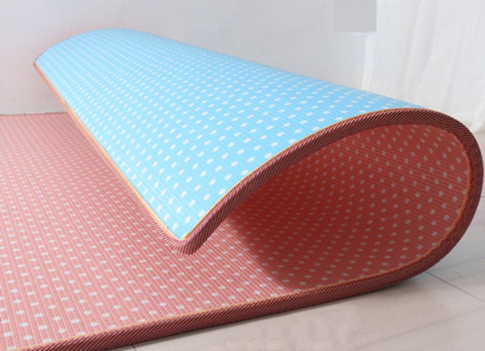 両面子供の床マット,余分厚い泡の床 赤ちゃんは、屋内と屋外のマットをクロール-A   B07D5T298G