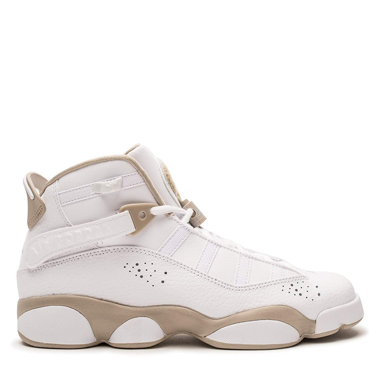 324062a4f43 NIKE Jordan 6 Rings GP Girls Fashion-Sneakers 323431   Amazon