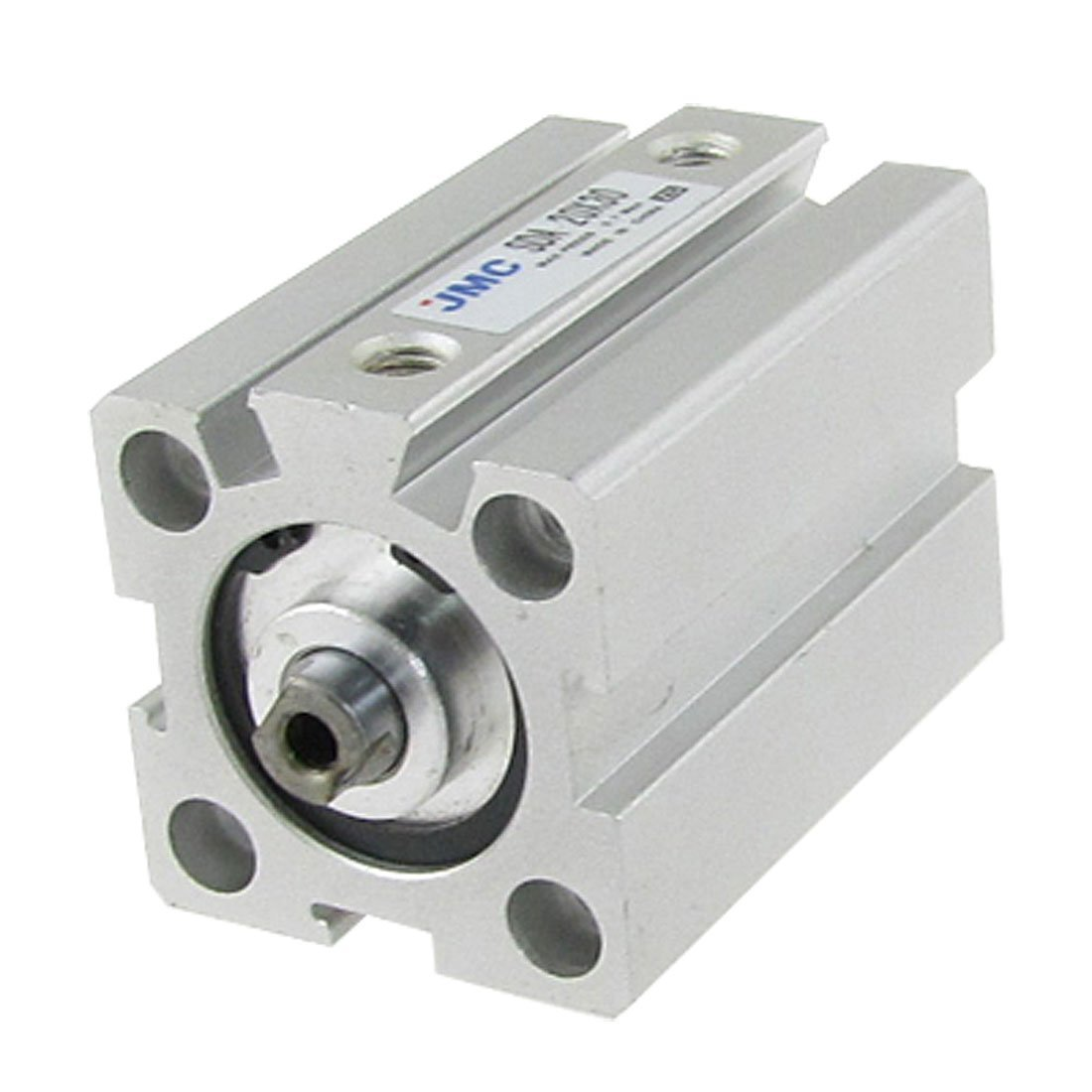 SDA 20x30 20mm Bore 30mm Stroke Double Action Penumatic Thin Air Cylinder DealMux DLM-B008MNMQSG