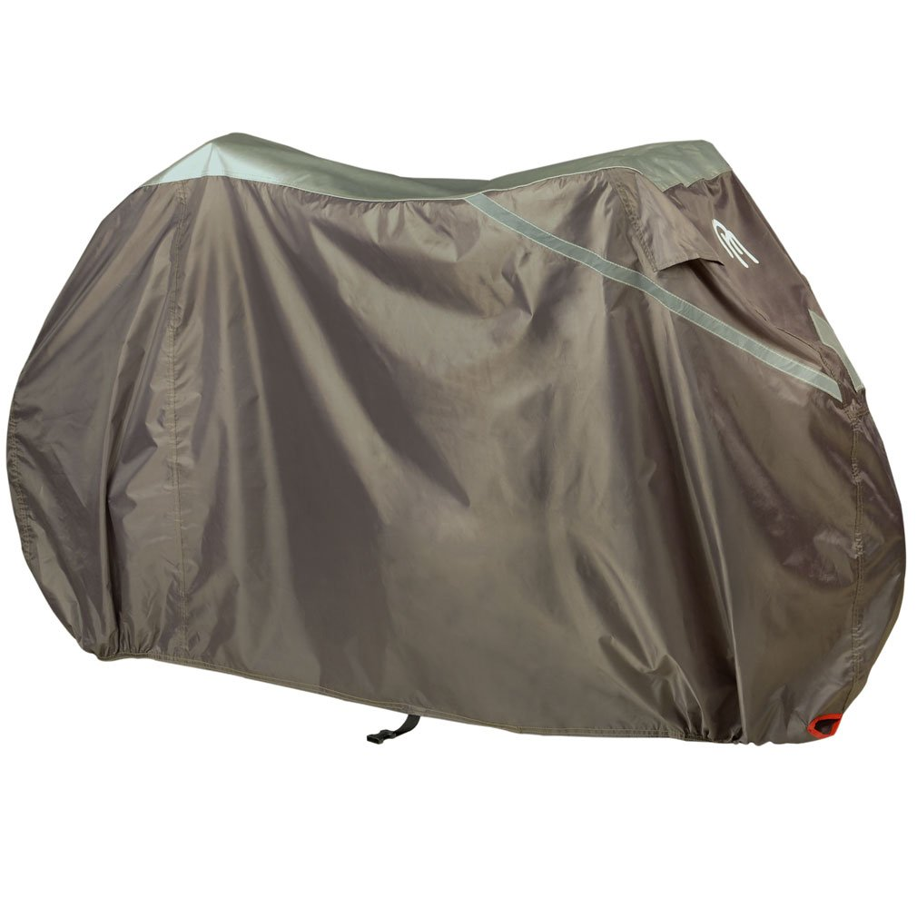Nicely Neat Bicycle Protector - Lockable, Waterproof Bike Cover for Outdoor Protection from Sun, Rain, and Dust - Deflector