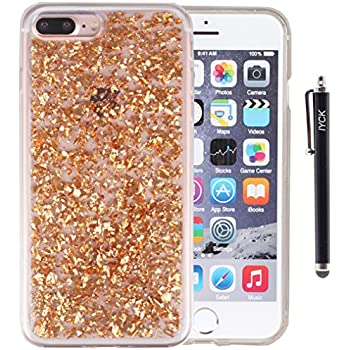 iphone 8 glitter phone case