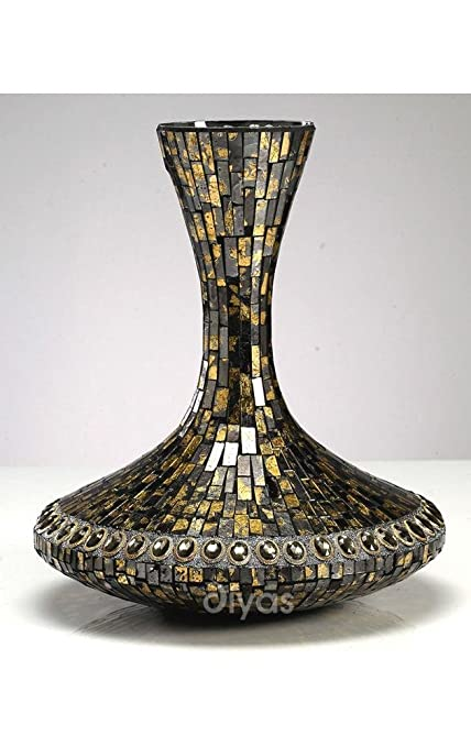 Beautiful Large Grecian Vase In Gold And Brown Hp175164 Amazon