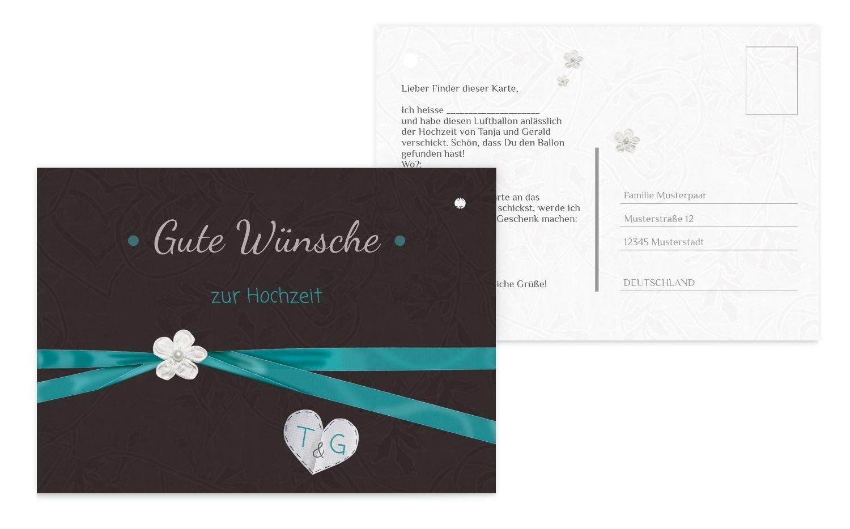 Ballonkarte sanfte Blüte, 80 Karten, MattBlauDunkler B07CQDW45D | Erschwinglich  | Deutsche Outlets  | Nutzen Sie Materialien voll aus