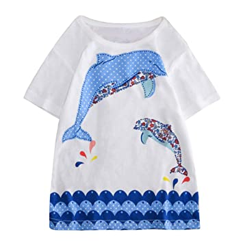 kids dolphin shirt