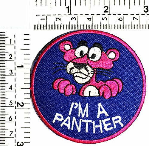 Cat Meow delivery pizza delivery fast food kids cartoon patch Applique for Clothes Great as happy birthday gift