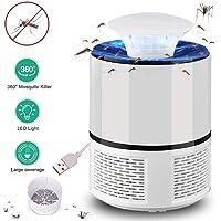 Lámpara Antimosquitos Bug Zapper, 2020 Nuevo 360 Grados