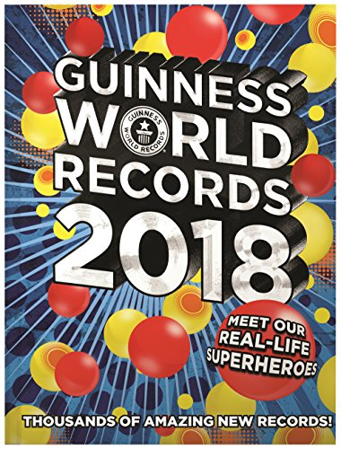 What to buy a 9 year old boy for Christmas? Guinness World Records 2018