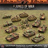 Flames of War: Late War: German: Panzer Kampfgruppe