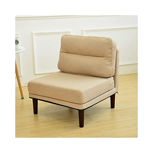 TongN-Sillones Ocasional Lazy Couch Asiento Grueso Sofá de ...