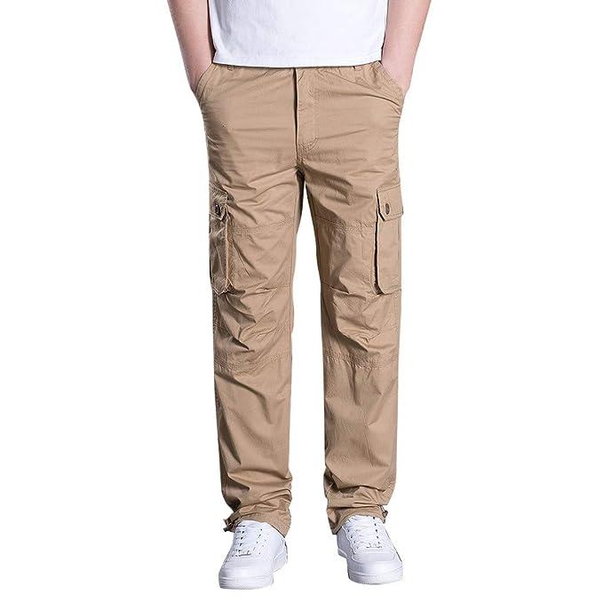 De Hombre Cargo Para Geilisungren Trabajo Y Resistentes Pantalones uFJ5l31cTK