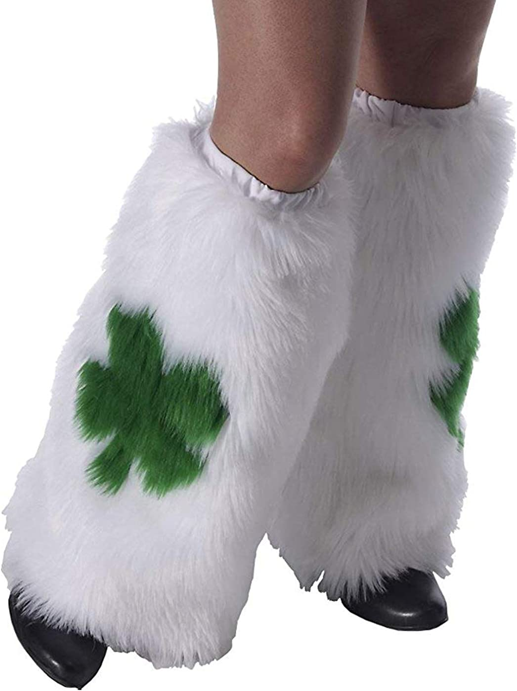 Forum Novelties Womens Faux Fur Leg Warmers