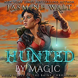 Hunted by Magic Audiobook