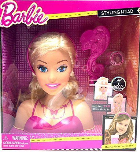Barbie Styling Head - Styling Barbie Head Princess
