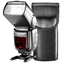 Neewer TTL Flash for Sony New Mi Hot Shoe Camera GN60 HSS 2.4G Wireless 1/8000 Master Slave Speedlite for Sony A77II A7RII A7R A58 A99 A6000