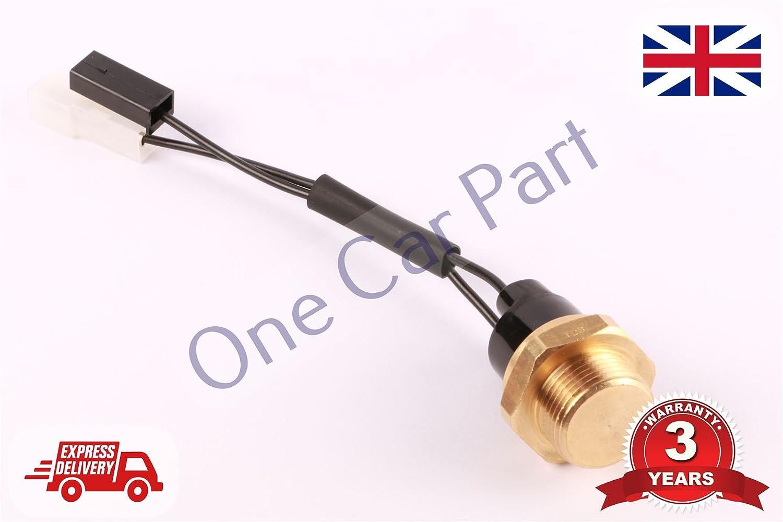 92 –  87 ° C nueva gama sensor de interruptor de temperatura/combustible partes Ventilador del radiador de refrigeració n del motor PARLEX