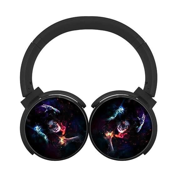 Auriculares Bluetooth ZaiJ® con Bluetooth con diseño de calavera, auriculares inalámbricos para adultos y