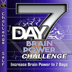 7-Day Brain Power Challenge Audiobook
