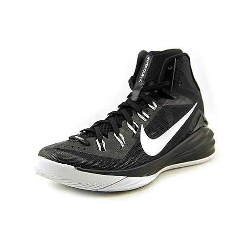 d75dc1f438101 ... reduced nike womens hyperdunk 2014 basketball shoe black white metallic  silver size 7 6e450 45b19