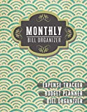 Monthly Bill Organizer: money management planner