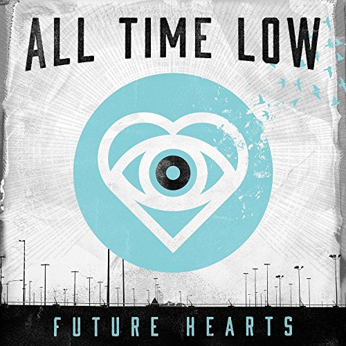 CD : All Time Low - Future Hearts (CD)