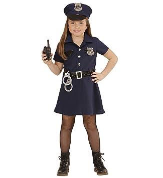 Karneval Klamotten Kostum Polizistin Sonja Madchen Karneval Polizei
