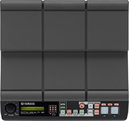 amazon com yamaha dtx multi pad drum pad musical instruments
