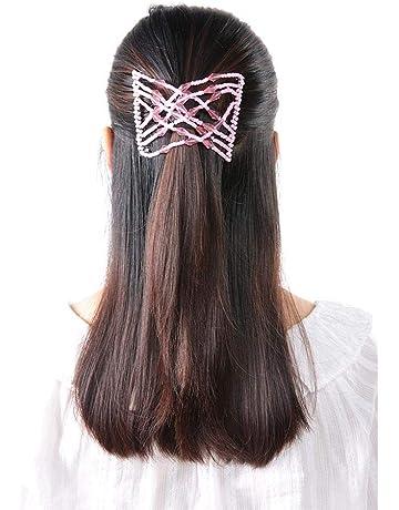 SGerste Femmes Plastique 6/Griffes Cheveux Pince /à Cheveux//Clamp /12/Pi/èces Noir/