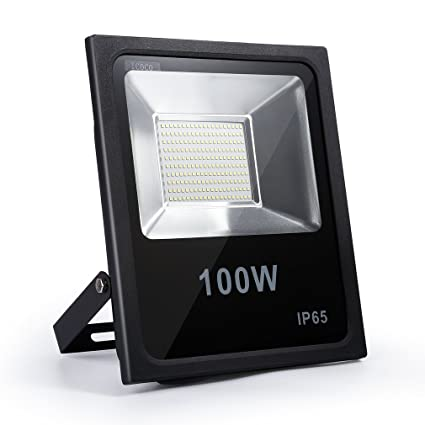 ICOCO Foco Proyector LED 100W Foco LED para Exteriores Impermeable ...