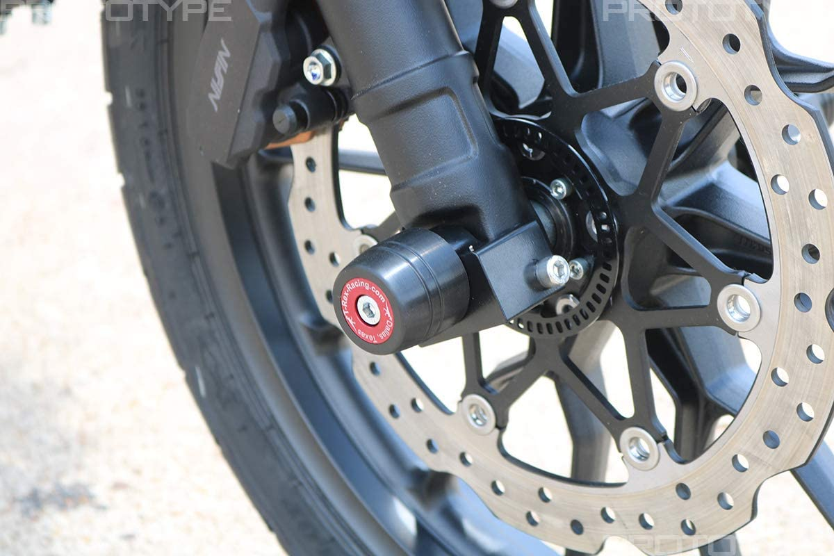 T-Rex Racing Front Axle Sliders for Honda 2019-2020 CB500X