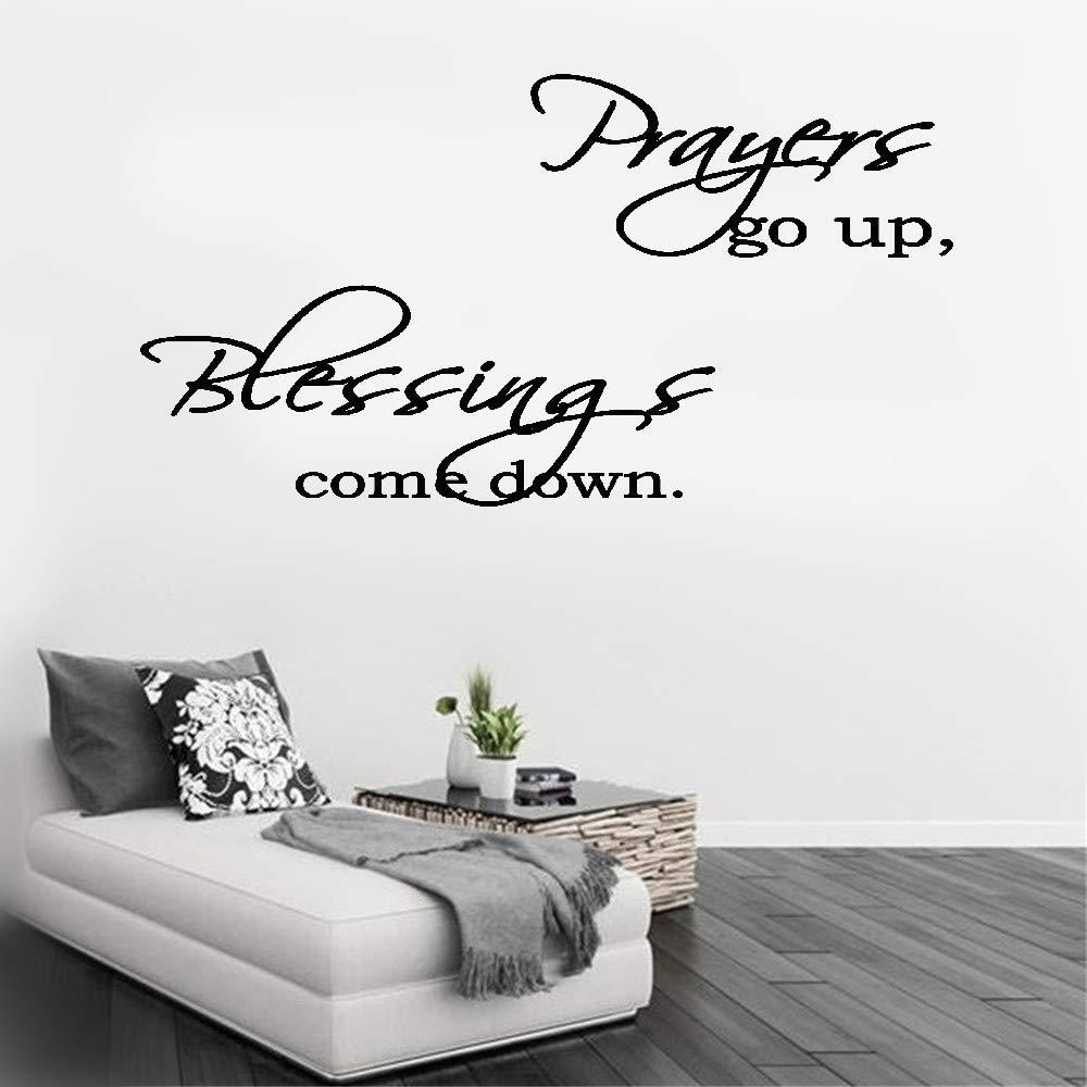 pegatinas de pared tortugas ninja Prayers Go Up Blessings ...