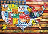 Buffalo Games Road Trip USA - 300 Large Piece Jigsaw Puzzle