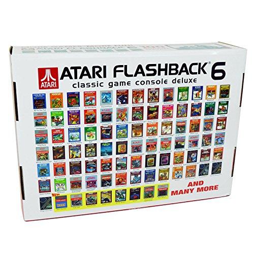 Atari AR2680X Flashback 6 Deluxe Gaming Console by Atari (Image #1)