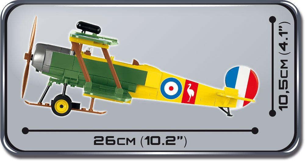 Small Army Avro 504K Building Blocks Set