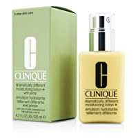 1 Pack 125ml Clinique - Dramatically Different Moisturizing Lotion + (Very Dry to...
