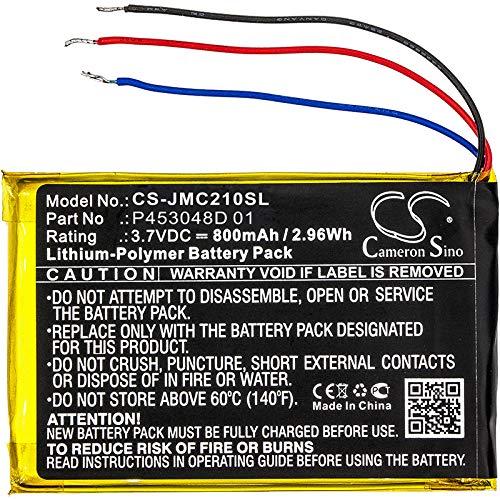 Bateria : Jbl P453048d 01 Fits Jbl Clip Plusclip 2 Special