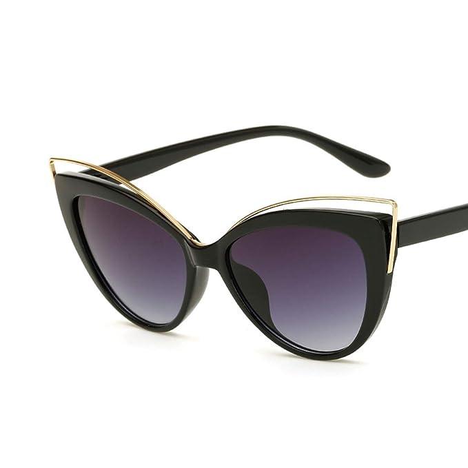 ANAZOZ Gafas de Sol Lente Estilo 1 Gafas de Sol de Mujer ...