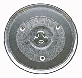 Sunbeam Microwave Glass Turntable Plate / Tray 10 1/2''
