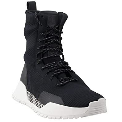 designer fashion e8b7b bf958 adidas F1.3 Primeknit Mens Shoes BlackBlackWhite by9781 (8 D