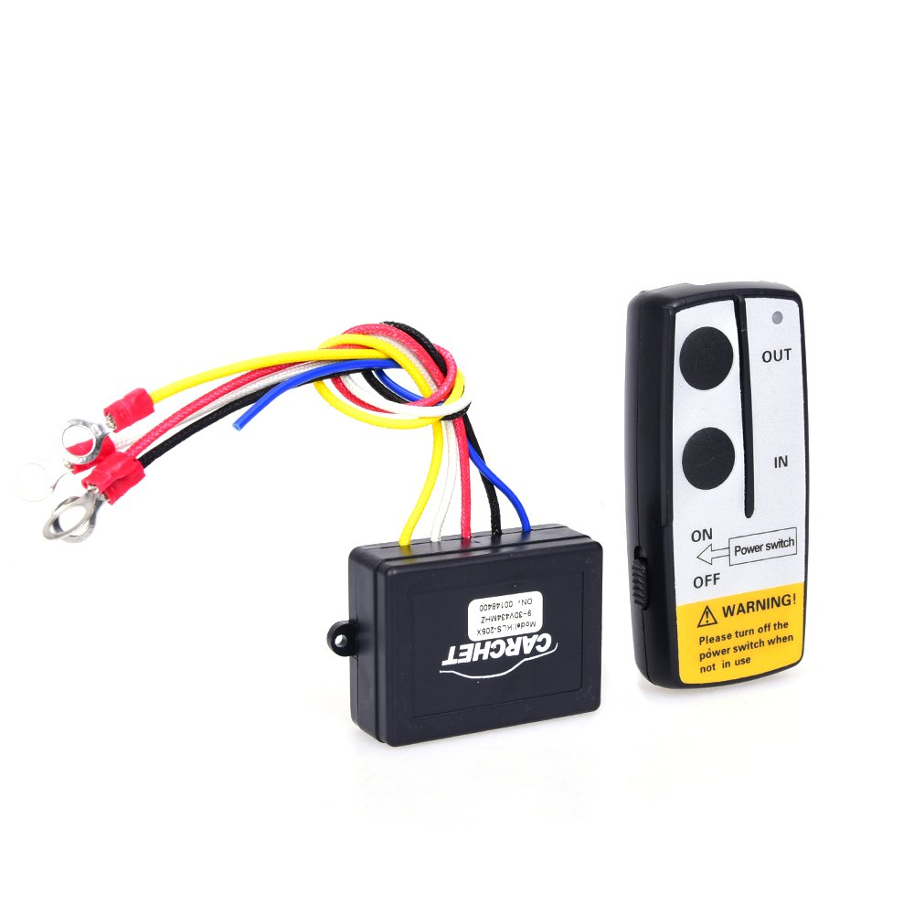 Download Image Badland Atv Winch Wiring Diagram Pc Android Iphone Power Supply Circuit And Amazon Com Carchet Wireless Remote 12 V Source