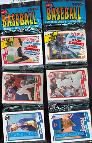 1989 Fleer Baseball Rack - 5