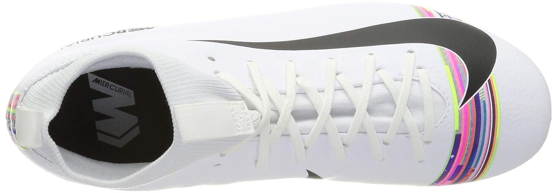 Nike Sperfly 6 Academy GS Cr7 MG Bambini Scarpe da Calcetto Indoor Unisex