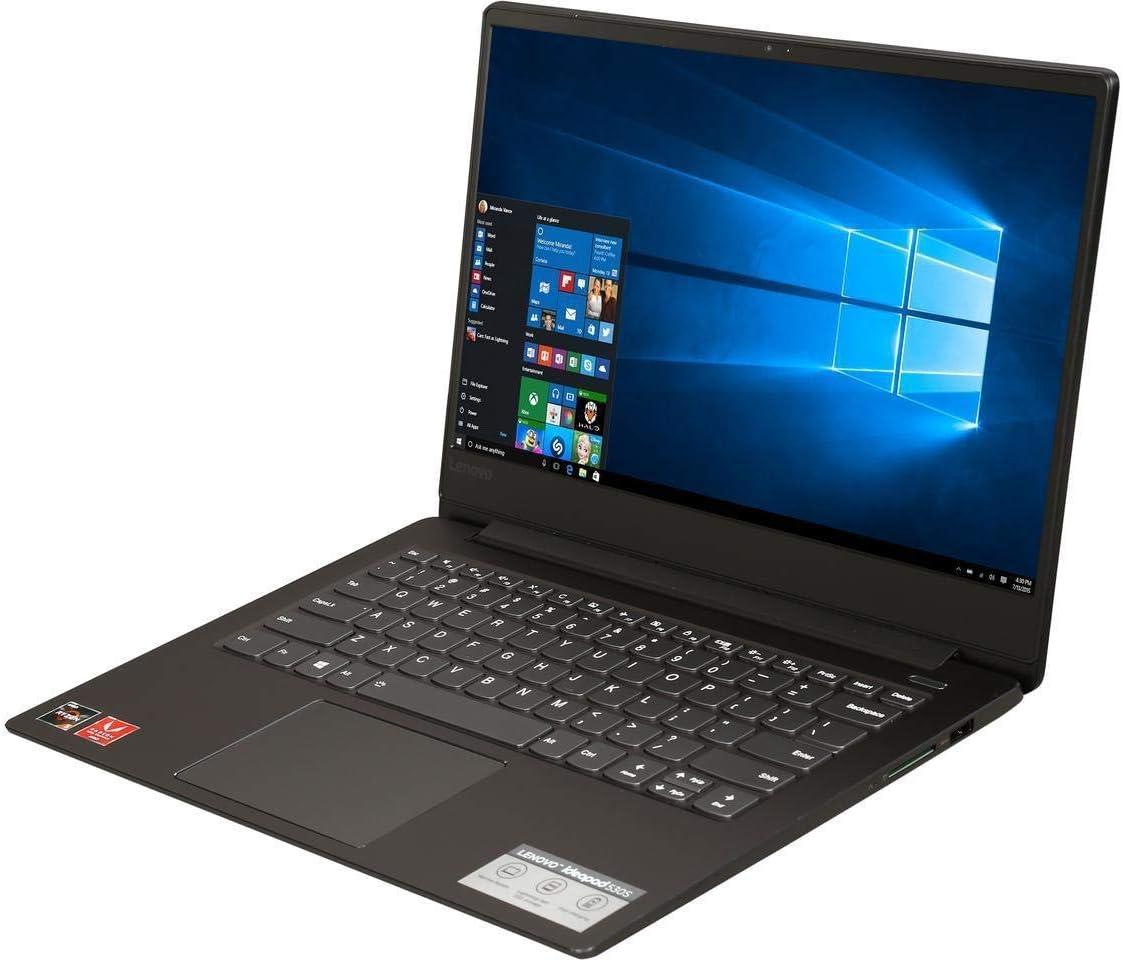 """Lenovo IdeaPad 530S 14"""" FHD LED-Backlight Laptop AMD Ryzen 5 2500U up to 3.6GHz 8GB DDR4 256GB PCIe SSD AMD Radeon Vega 8 USB 3.1 Type-C Backlit Keyboard Bluetooth HDMI Windows 10 (Renewed)"""