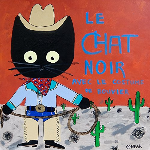 [Le Chat Noir avec le Costume de Bouvier] (Affordable Costumes)