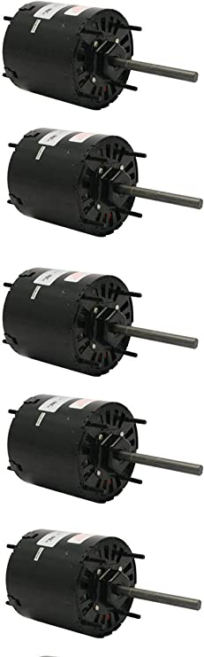 "Wheels 1550 RPM Electric Enclosure Cooling Fan 1//2HP 115V  W//Two 2/"" W x 4 Dia"