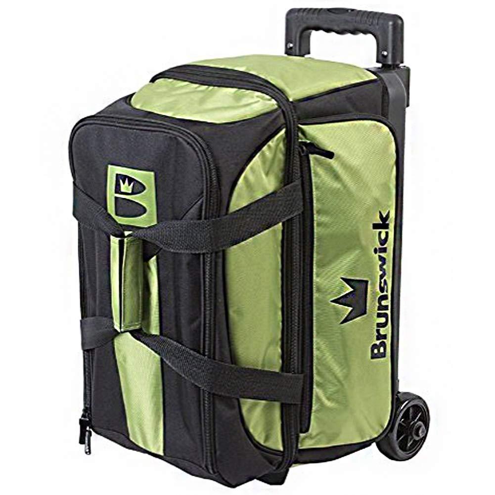 人気定番 [Brunswick] Bag, [Blitz Double One Roller Bowling [Brunswick] Bag, Black] (並行輸入品) One Size Lime B07HFZH9ZP, Bコレクション:8e652e53 --- podolsk.rev-pro.ru