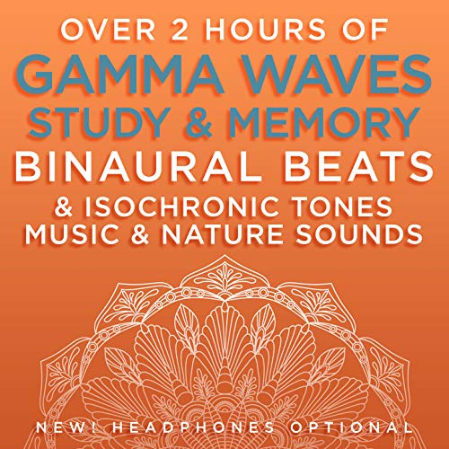Anxiety & Stress Reduction - 55.0 Hz Gamma Frequency Binaural Beats