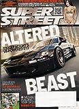 Super Street Magazine (March 2012) Touge Factory's S13 + Model Chelsie Lynn + 2005 Infiniti G35 + 1993 Nissan Skyline GT-R + NOSMO Festival 2012 + Nissan 240SX + Wekfest + Fairlady Z 300ZX + Nissan's Engines + Nissan S14S + 1971 Nissan Skyline 200GT