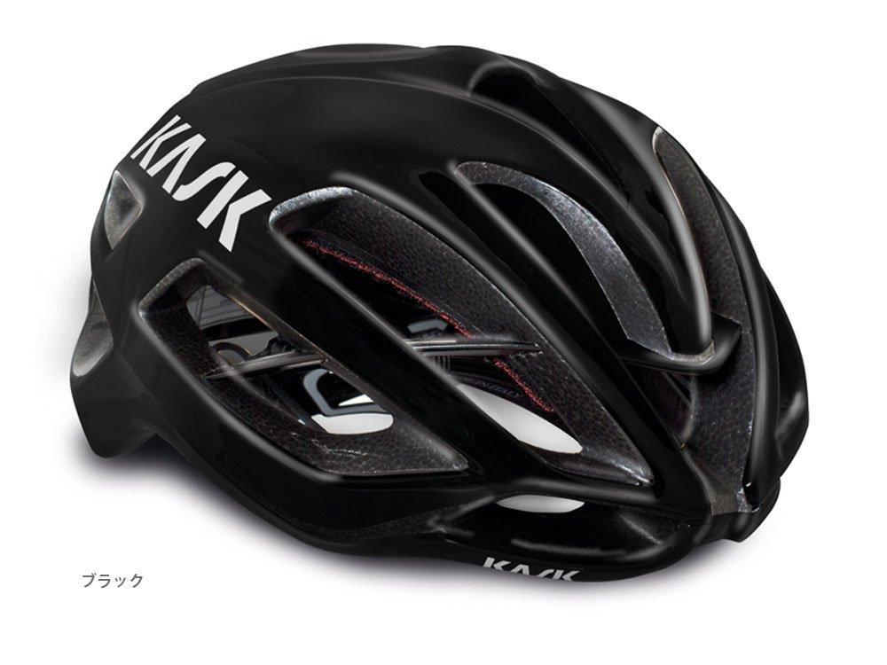 KASK(カスク) PROTONE <ブラック基調> ロードヘルメット ブラック Medium  B01DQQX3W6